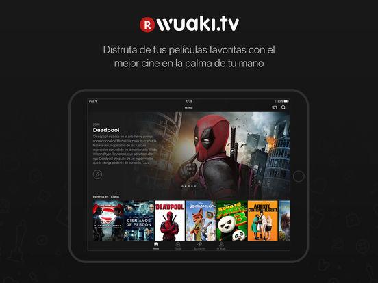 Wuaki - Mira Películas y Series de TV Online Screenshot