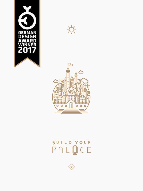 Build Your Palace iOS Screenshots