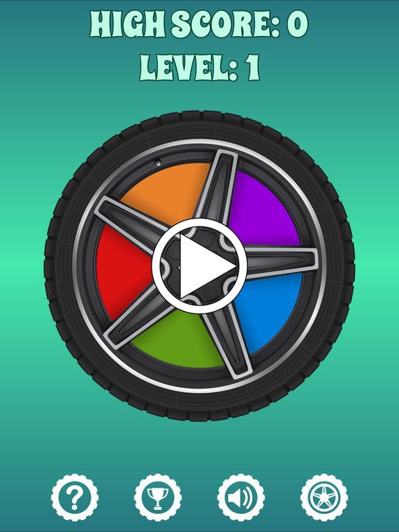 Twisty car wheels: