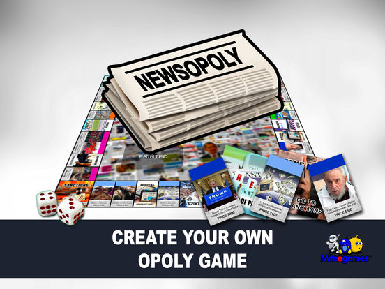 Newsopoly Screenshots