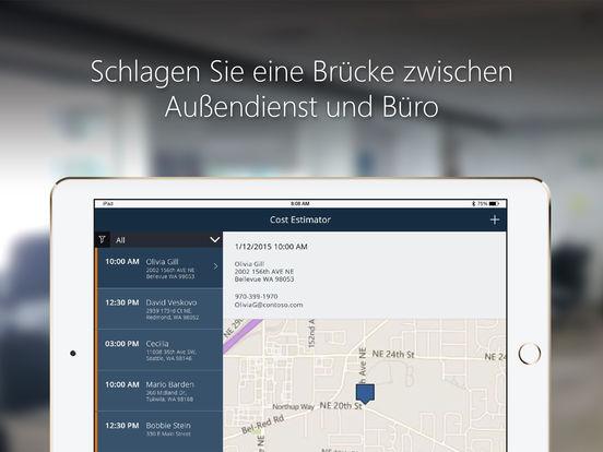 PowerApps Screenshot