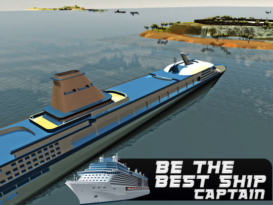 Cruise Ship Simulator Boat Parking Amp Sailing Game On The
