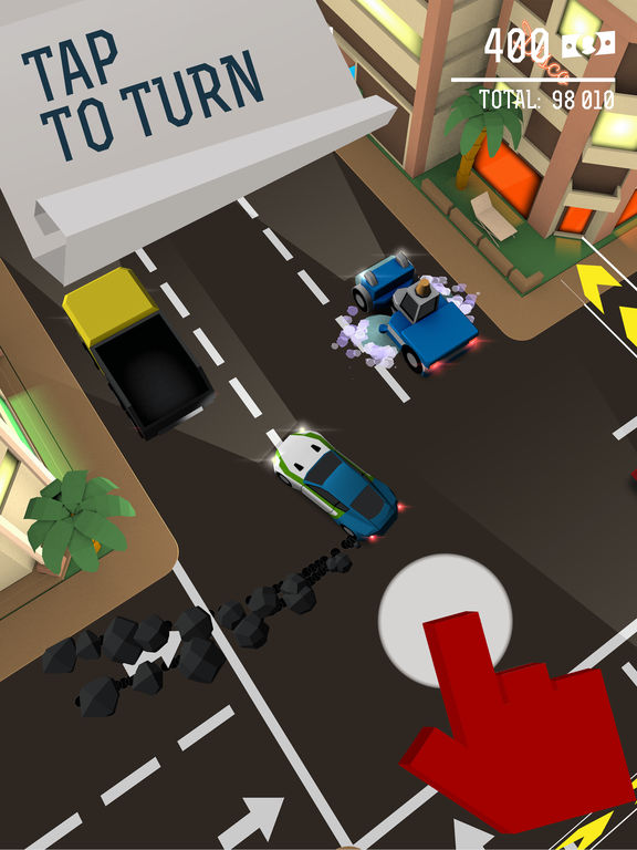 Drifty Chase iOS