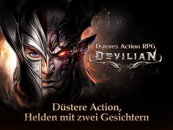 Devilian iOS Screenshots