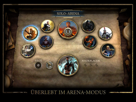 Screenshot 4 The Elder Scrolls: Legends - Heroes of Skyrim