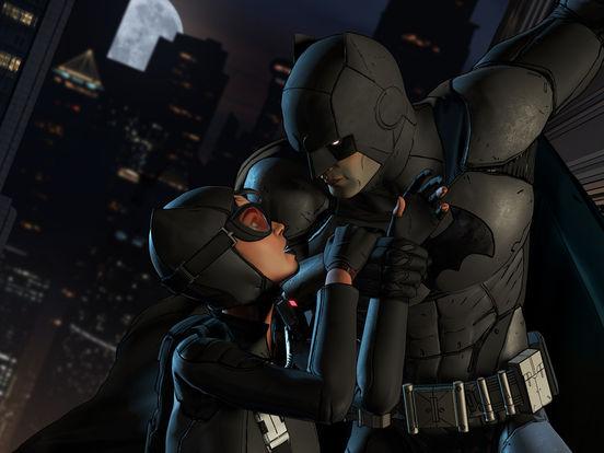 Screenshot 1 Batman - The Telltale Series