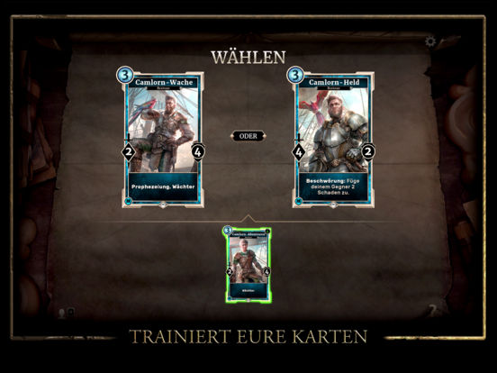 Screenshot 5 The Elder Scrolls: Legends - Heroes of Skyrim