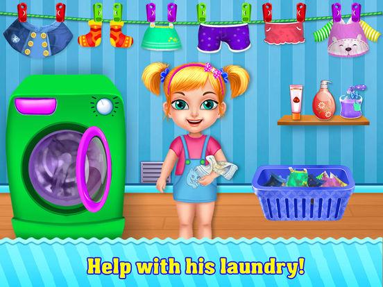 Nettoyage de la maison chambre propre bien rang e dans l app store for Chambre bien rangee en anglais