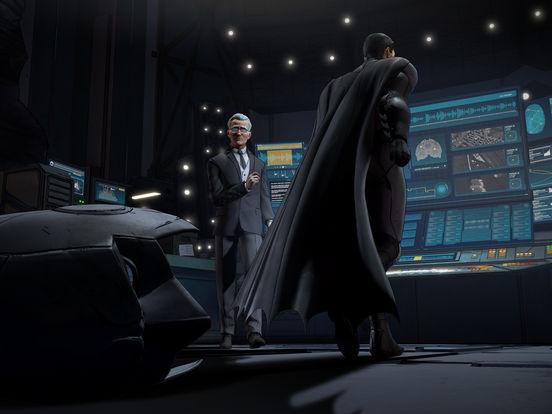 Screenshot 2 Batman - The Telltale Series