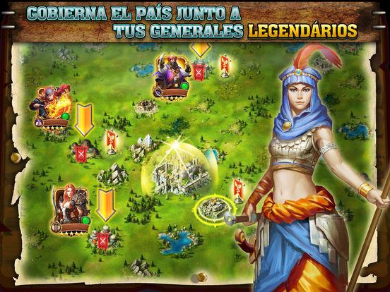 Dragons of Atlantis: Los Herederos del Dragón Screenshot