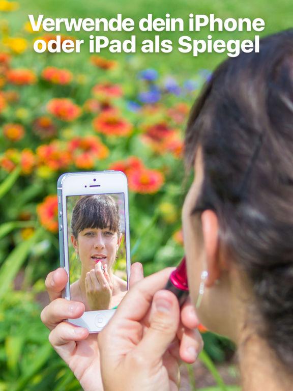 Spiegel - Makeup-Kamera mit Zoom & Perfekte Selfie Screenshot