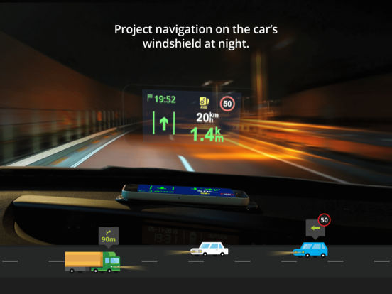 Sygic Europe: GPS Navigation, TomTom Offline Maps Screenshot