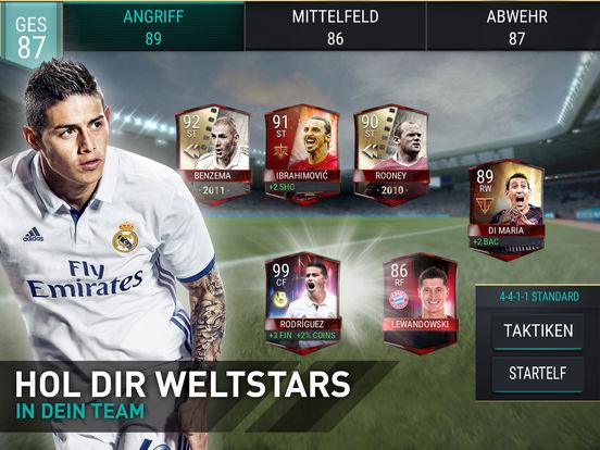 Screenshot 2 FIFA Fußball