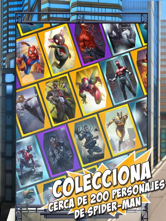 Spider-Man Unlimited Screenshot