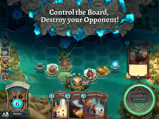 Screenshot 3 Faeria