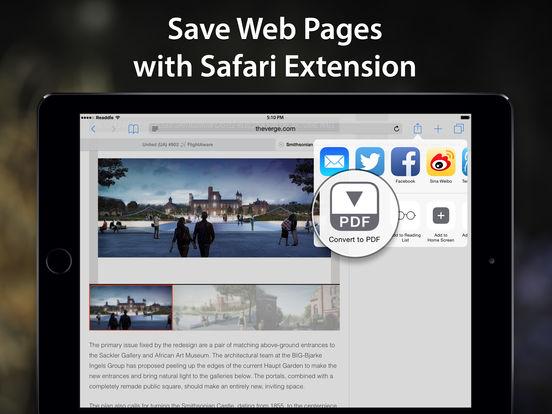 photo to pdf converter iphone