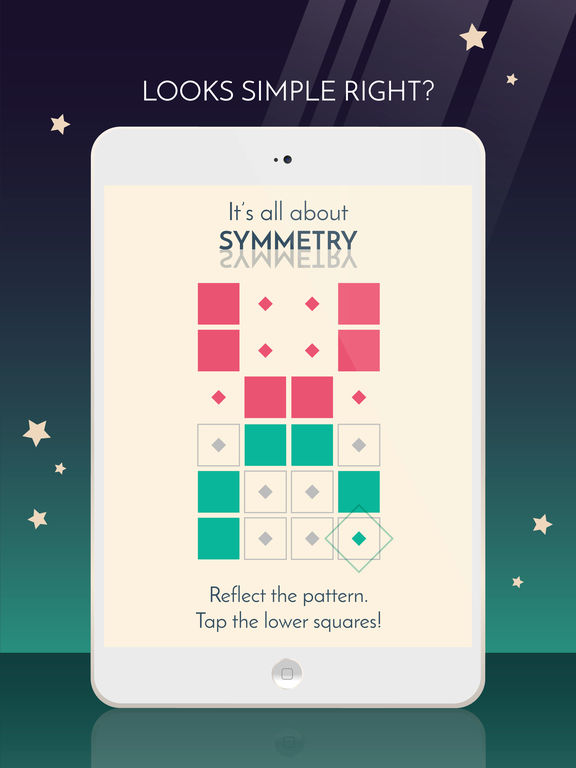 Symmetria: Path to Perfection iOS