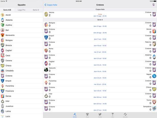 Tutto il Calcio 2016/2017 Screenshot