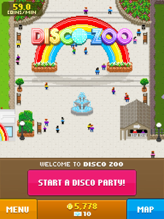 Disco Zoo iOS