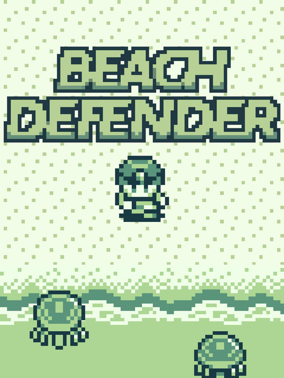 Beach Defender Screenshots