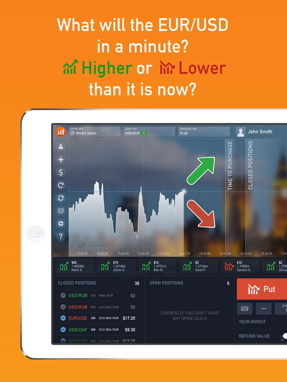 Binary Options Autotrader Review - IQ Option - England