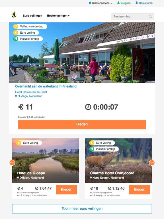 Hotelkamerveiling.nl' in de App Store