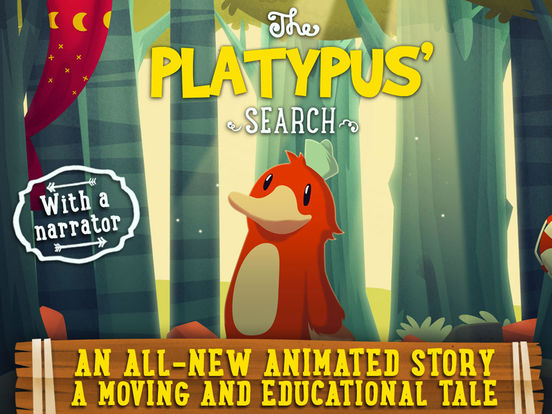 The Platypus' Search Screenshots