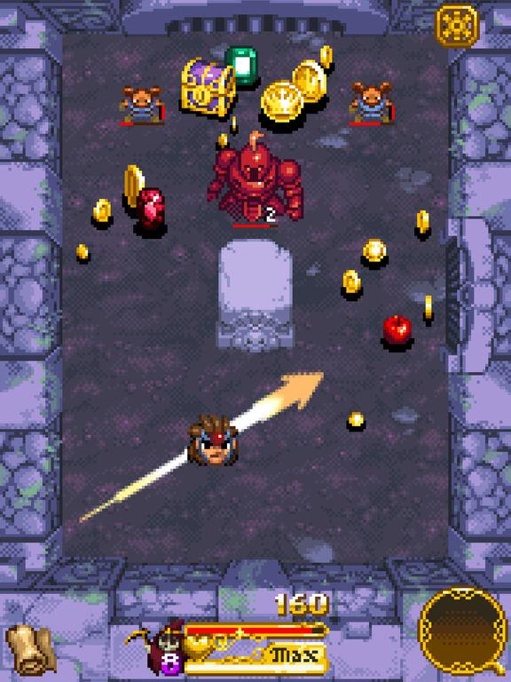 Treasure Buster Screenshots