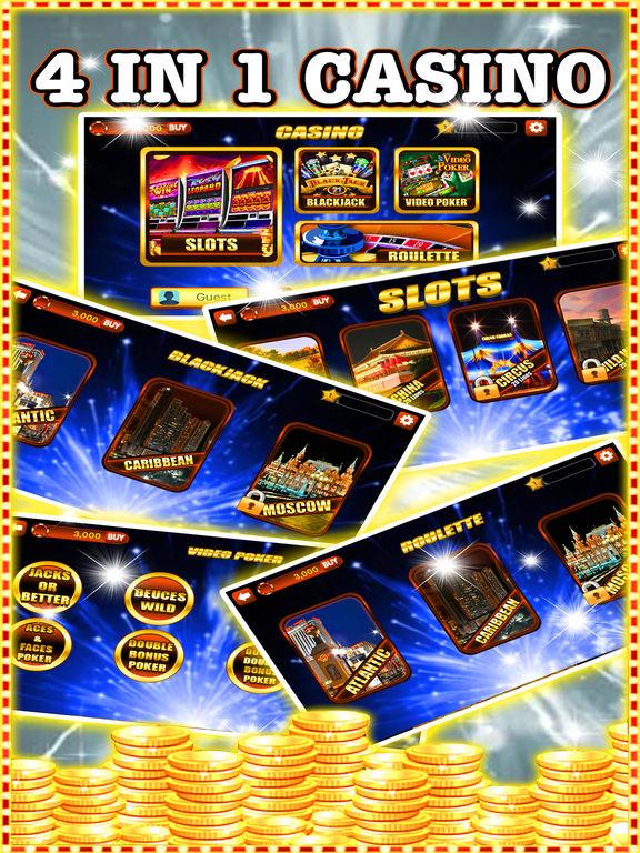 casino mix up