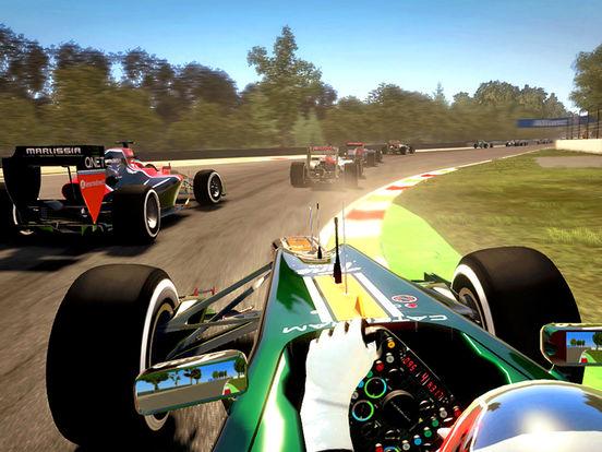 Screenshot 5 T1 Race Masters