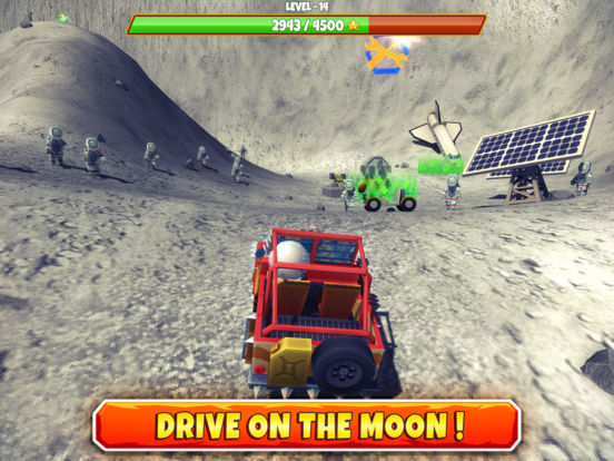 Screenshot 3 Zombie Safari