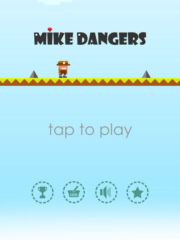 Mike Dangers iOS Screenshots