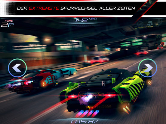Screenshot 1 Rival Gears Racing