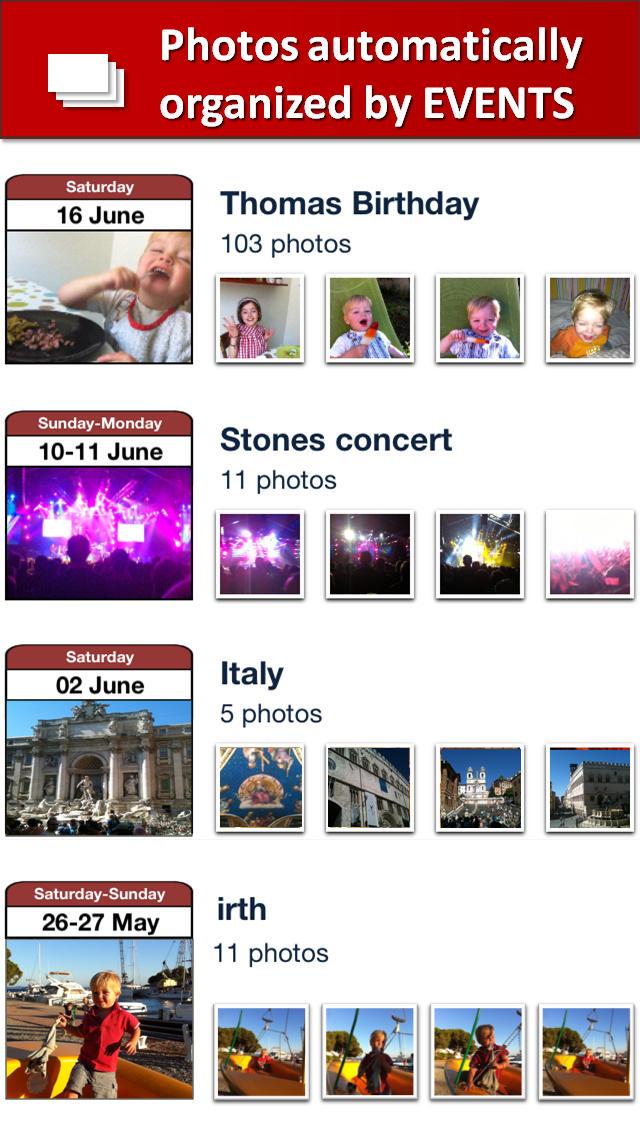 写真 エクスプローラ (Photo.PRO) screenshot1