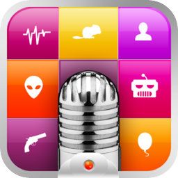 ボイス・モディフィケーション for iPhone, iPad, iPod Touch.