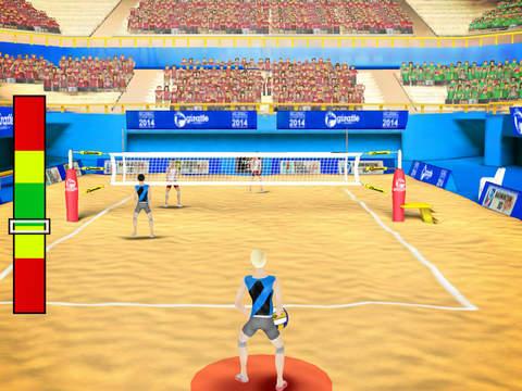 Volleyball Champions 2014