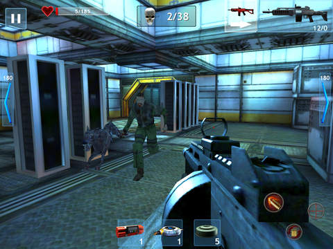 ゾンビを狙え - Zombie Objective