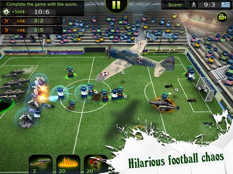 FootLOL: Crazy Soccer!