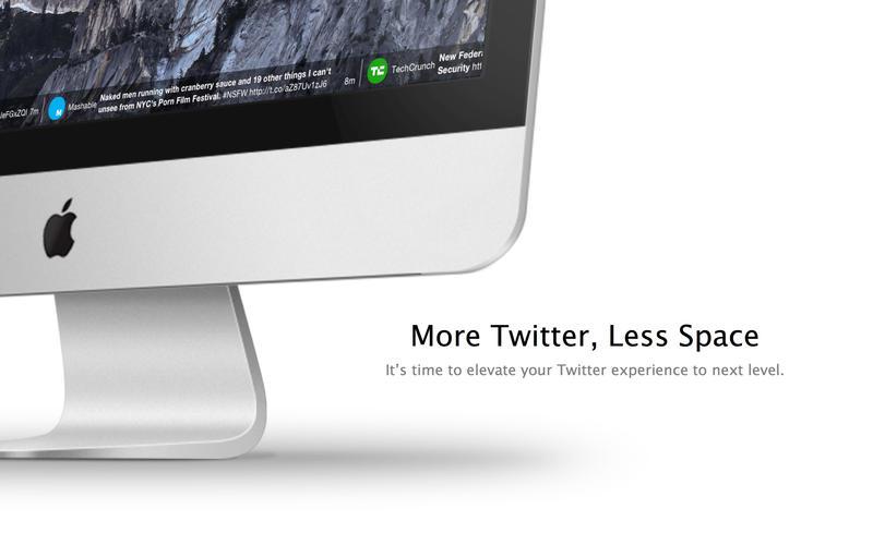 2015年5月31日Macアプリセール Twitterサポートツール「SoTicker」が値下げ!