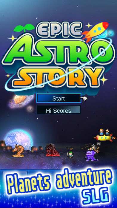 Epic Astro Story screenshot1
