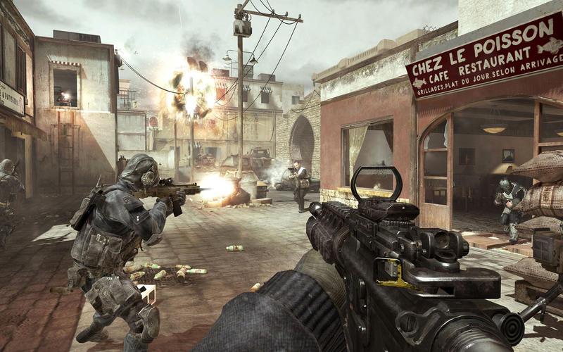 2017年6月30日Macアプリセール FPSアクションゲーム「Call of Duty®: Modern Warfare® 3」が値下げ!