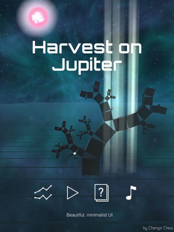 Harvest on Jupiter