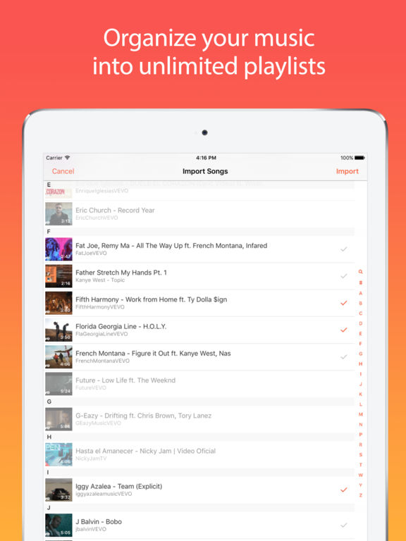 Musi - Unlimited Free Music For YouTubeを App Store で: https://itunes.apple.com/jp/app/musi-unlimited-free-music...