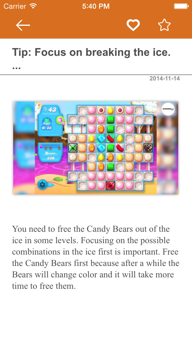 Pro Guide for Candy C... screenshot1