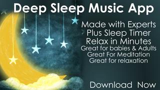 2015年6月8日iPhone/iPadアプリセール 睡眠サポートサウンドアプリ「Music for deep sleep and sleep」が無料!