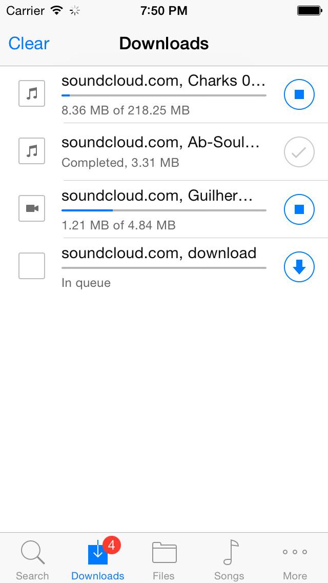 無料ミュージックをダウンロード. ダウンローダー で音楽聴き放題ミュージックプレイヤー SoundCloud®のおすすめ画像4