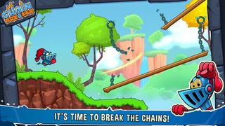 2015年12月21日iPhone/iPadアプリセール スクロールアクションゲーム「Chain Breaker」が無料!