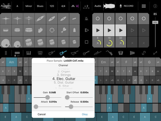 Firo - Music Maker, Instrument, Drums, Chords, Looper, and MIDI Controllerのおすすめ画像4