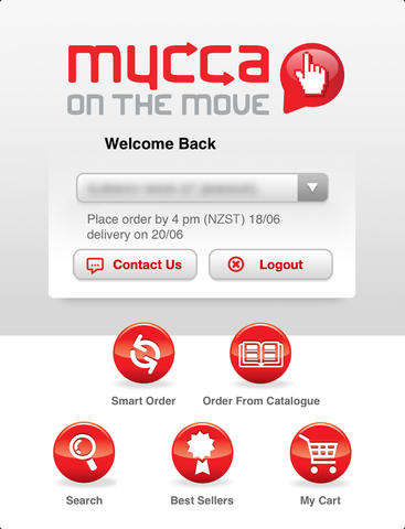 MyCCA on the move for iPad NZ