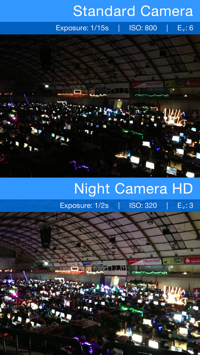 Night Camera HD - Low light photography Screenshots